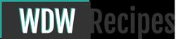 WDW Recipes NET Logo